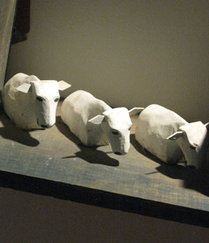 Oaxaca-Sheep