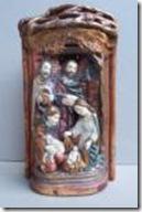 Retablo by the Dominican nuns of Segovia.