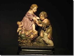 La Roldana - Jesus y San Juan Nino