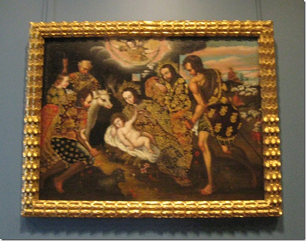 Adoration Miguel de Berrio