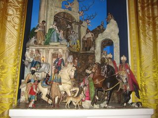 White_House_Nativity_Scene_Detail