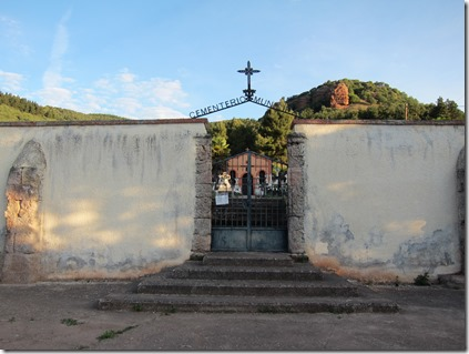 San Millan Cemetery