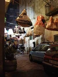 Naplesdressstall